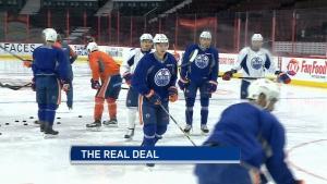 Connor McDavid's debut in Ottawa