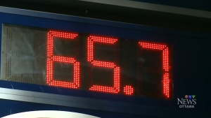 CTV Ottawa: Gas prices plunge