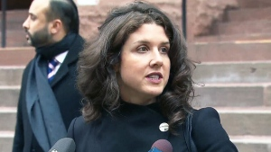 CTV News Channel: DeCoutere's lawyer on emails