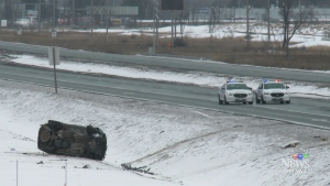 CTV Ottawa: Serious collision on Hwy 174