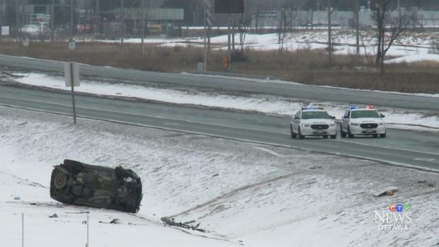 CTV Ottawa: Serious collision on Hwy 174