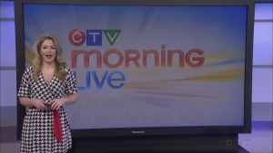 CTV Morning Live Weather Feb 8