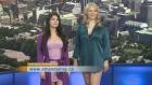 CTV Morning Live Amanda May Lingerie