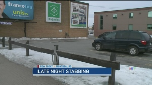 CTV Ottawa: Late night stabbing