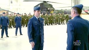 CTV Ottawa: Petawawa Chinook pilots ready for duty