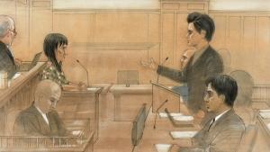 Third complainant testifies at Ghomeshi trial