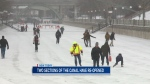 Rideau Canal re-opened