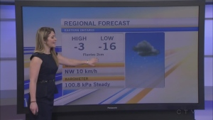 CTV Morning Live Weather Feb 10