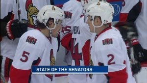 The state of the Sens