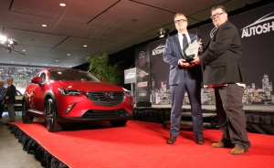 Honda Civic and Mazda CX-3 win 2016 AJAC awards (Photo: Nadine Filion/Autofocus.ca)