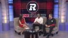 REDBLACKS Quarterbacks Henry Burris/Trevor Harris