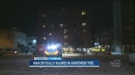CTV Ottawa: Overnight Fire in Centretown