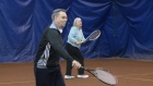 A lifelong passion for tennis