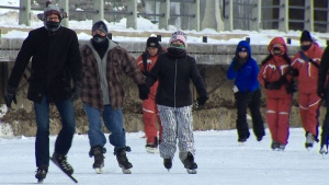 CTV National News: Deep freeze sets in