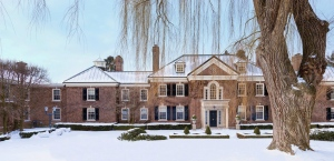 Conrad Black's home at 26 Park Circle Lane in Toronto is shown in a handout photo. (The Canadian Press/Concierge Auctions)