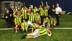 Special Olympics Ontario Youth Soccer Qualifier