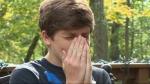 Climate change allergies sneezing