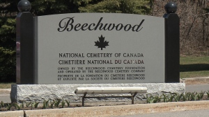 Some families are speaking out after dogs were seen urinating on graves at Beechwood Cemetery.