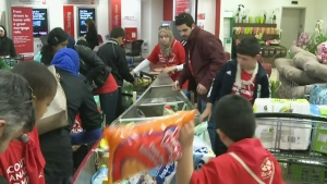 CTV Ottawa: Scouts try to fight hunger