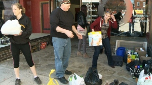 CTV Ottawa: Smith Falls community comes together