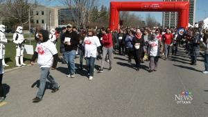 CTV Ottawa: 25th MS Walk