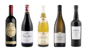 Wines of the week - April 25, 2016