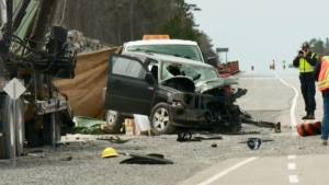 CTV Ottawa: Construction worker killed on Hwy. 17