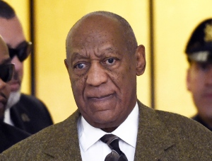 Actor and comedian Bill Cosby arrives for a court appearance in Norristown, Pa. on Feb. 2, 2016. (Clem Murray / The Philadelphia Inquirer)
