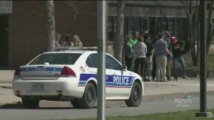 CTV Ottawa: Student stabbed near Kanata school