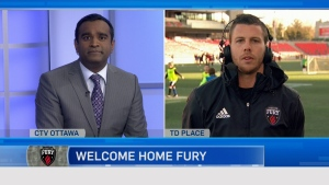 'Be a pro' with the Ottawa Fury