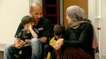 CTV National News: Refugees in their own country