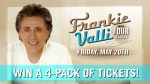 Frankie Valli at the NAC