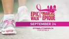 Epic Walk for cancer