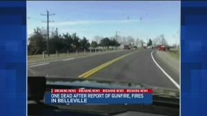 CTV Ottawa: Deadly incident in Belleville