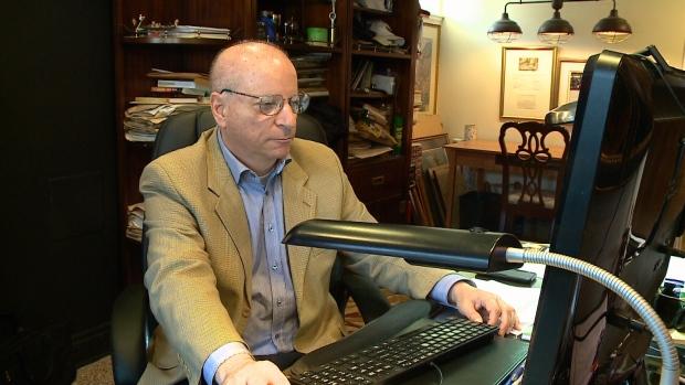 Ottawa Sens founder Bruce Firestone.