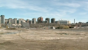 CTV Ottawa: Work begins at LeBreton