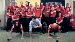 PM push-ups: Trudeau gets in on Invictus trash tal