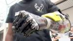 B.C. team's bionic hand going to Cyborg Olympics