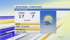 CTV Morning Live Weather May 4