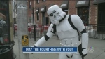 CTV Ottawa: May the 4th be with you