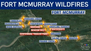 CTV Ottawa: Wildfire devastation in Fort McMurray