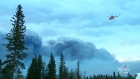 CTV Ottawa: Alberta wildfires grow 'explosively'