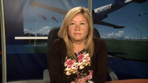 Emergency management consultant Suzanne Bernier speaks to CTV's Canada AM on Friday, May 6, 2016.