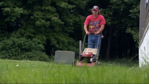 Making mowing easier