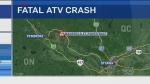CTV Ottawa: Two die in ATV crash