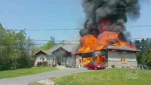 CTV Ottawa: Dogs perish in Greely fire