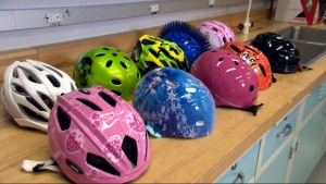 Benefits of bike helmets