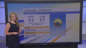 CTV Morning Live Weather May 27