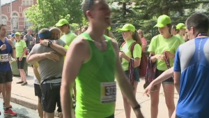 CTV Ottawa: Marathon heat wave