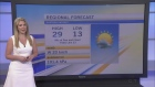 CTV Morning Live Weather May 30